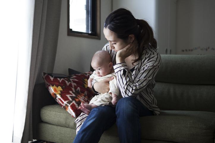 育児に不安を感じる理由。育児が楽しくないと感じてしまうときの解消方法とは