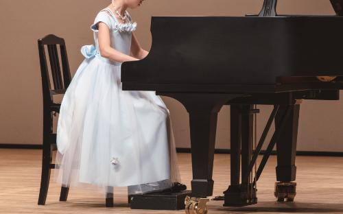 初めてのピアノの発表会準備。発表会当日の体験談や便利なサービス