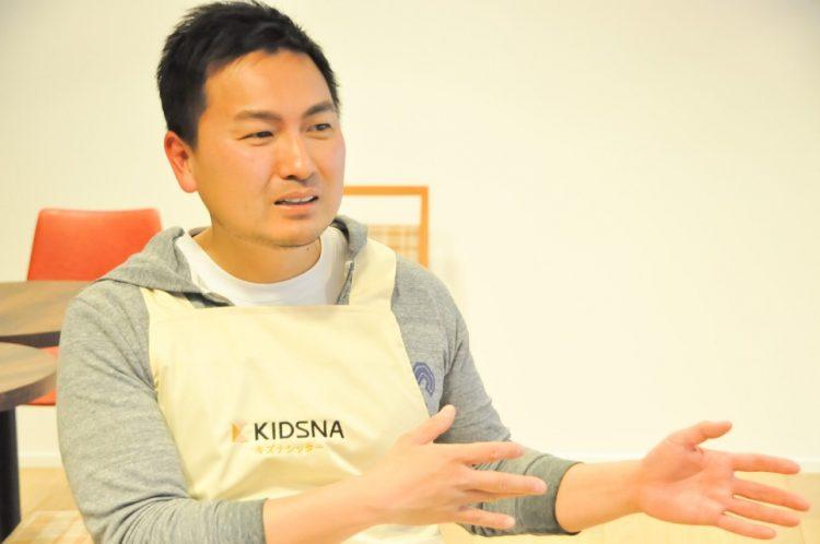 ベビーシッターを経験したことで、保育士として成長できたと語る長谷川さん