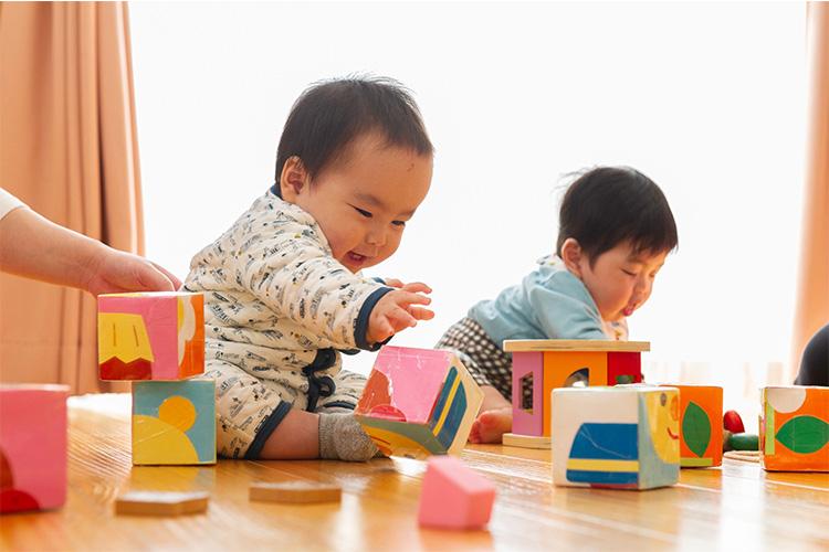子どもの「失敗」を受け止める保育