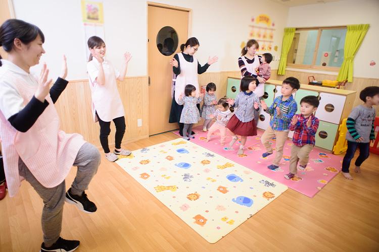楽しく学ぶYY保育で子どもの能力を伸ばす