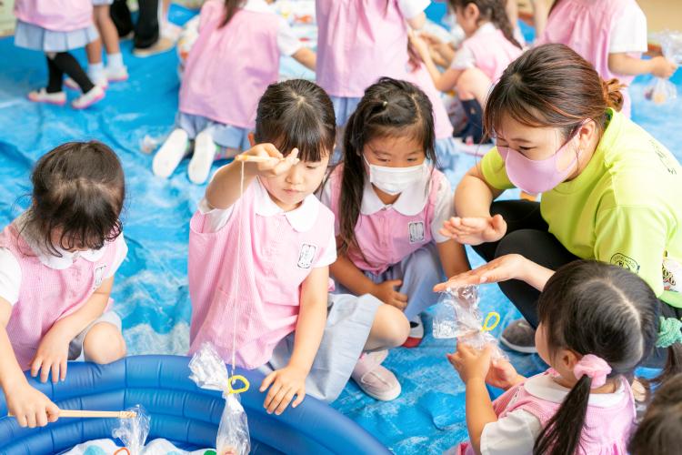 幅広い体験で子どもの興味を呼び起こす!