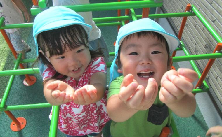 新宮あおぞら保育園新宮中央駅から徒歩1分!子どもたちの「2番目のおうち」づくりをしませんか