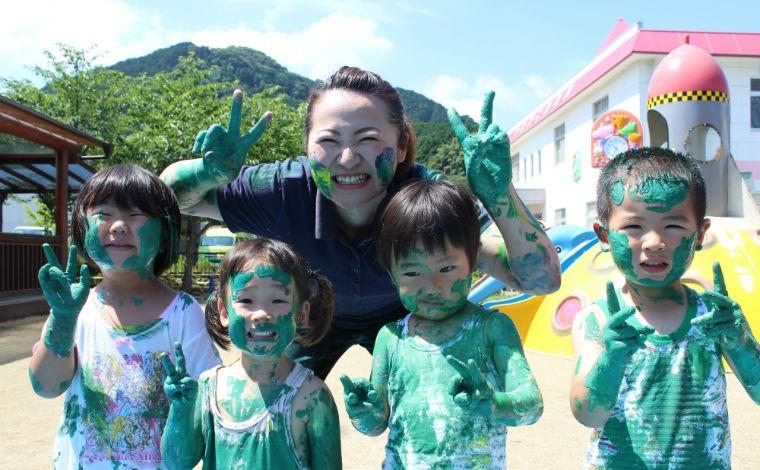 やまびこ幼稚園多くの体験活動を通して人間力の土台をつくる「根っこ教育」をともに実践しませんか