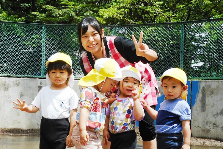 学校法人柿の実学園(柿の実学園グループ)_つくしんぼ保育園