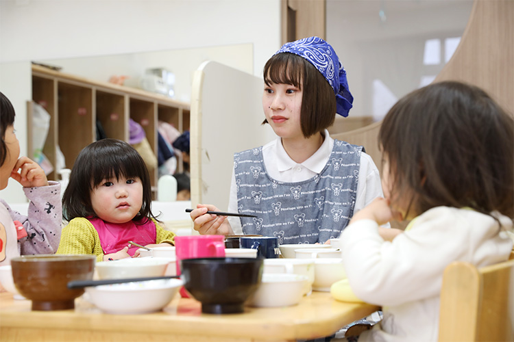 株式会社小学館集英社プロダクション_小学館アカデミーひよし保育園