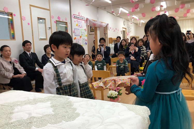 株式会社ニュー・クックリーフ_若葉インターナショナル幼保園 行徳園