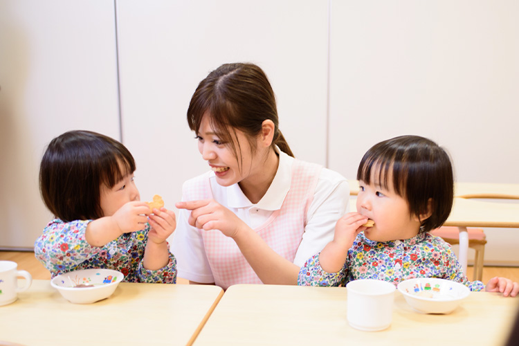 株式会社ケア21_うれしい保育園東三国