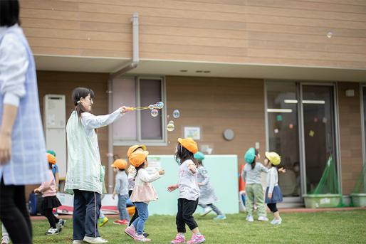 社会福祉法人まあれ愛恵会_第2浦和たいよう保育園