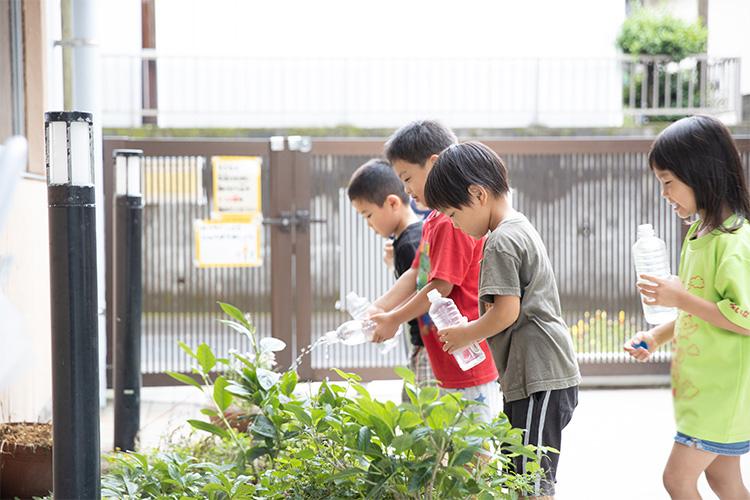 社会福祉法人川上福祉会_くすの子保育園