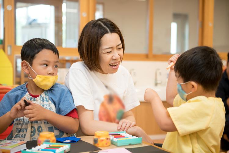 学校法人恵和学園(めぐみ幼稚園)_めぐみ幼稚園