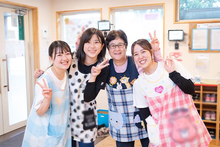 ミアヘルサ株式会社_ミアヘルサ保育園ひびき(神奈川県)