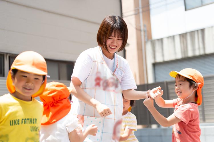 WITH GROUP(社会福祉法人彩保育会)_保育所まぁむ・うぃず保育園・りとるうぃず保育園(千葉県)