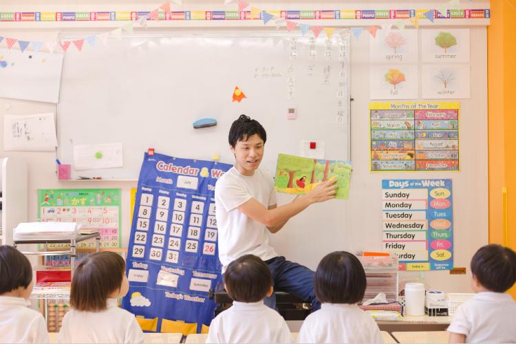 サンタクローススクールジャパン株式会社_リトルニュートンインターナショナル幼稚舎