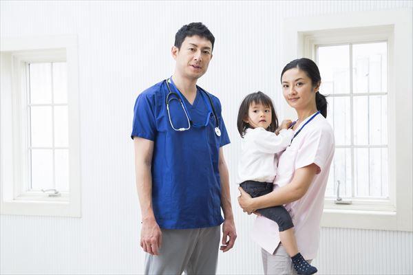 保育園で働く看護師さんのお仕事や、お給料について
