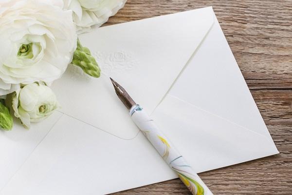保育実習のお礼状における時候の挨拶。季語や結語などの書き方と月ごとの例文