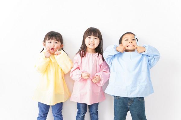 3人の子どもたち