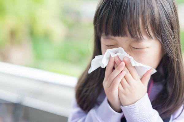 アレルギーを持つ子ども