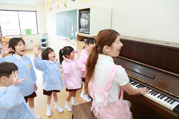 保育士とピアノ!上達のコツは?