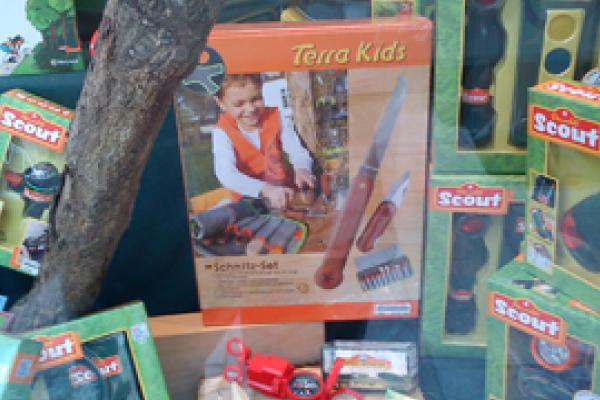 第2回 日本で当たり前のものがない、ドイツの街のおもちゃ屋