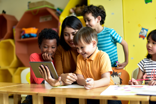 保育士が活躍するインターナショナルスクール 英語を活かして働こう