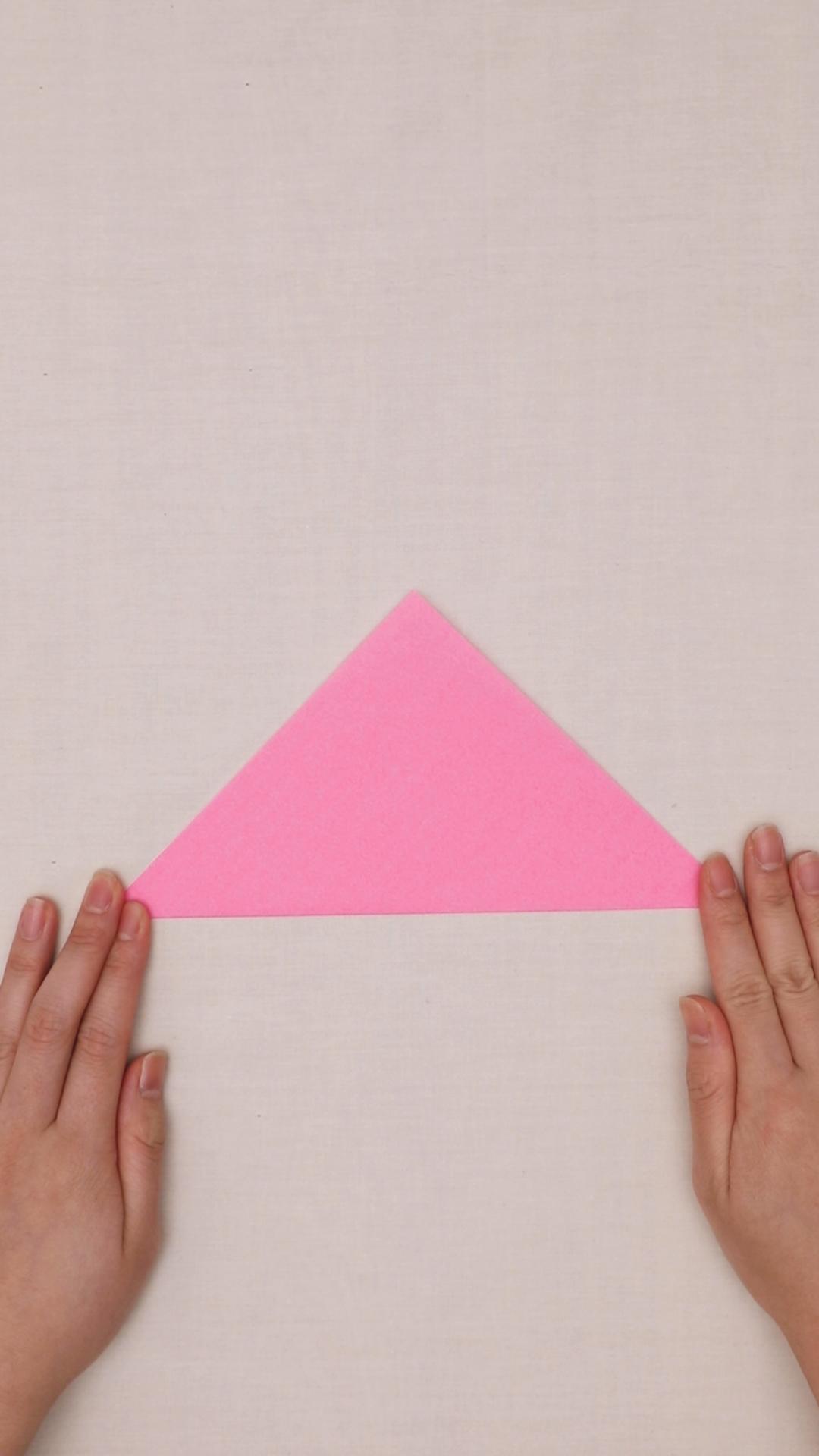 全身 平面 折り紙 うさぎ