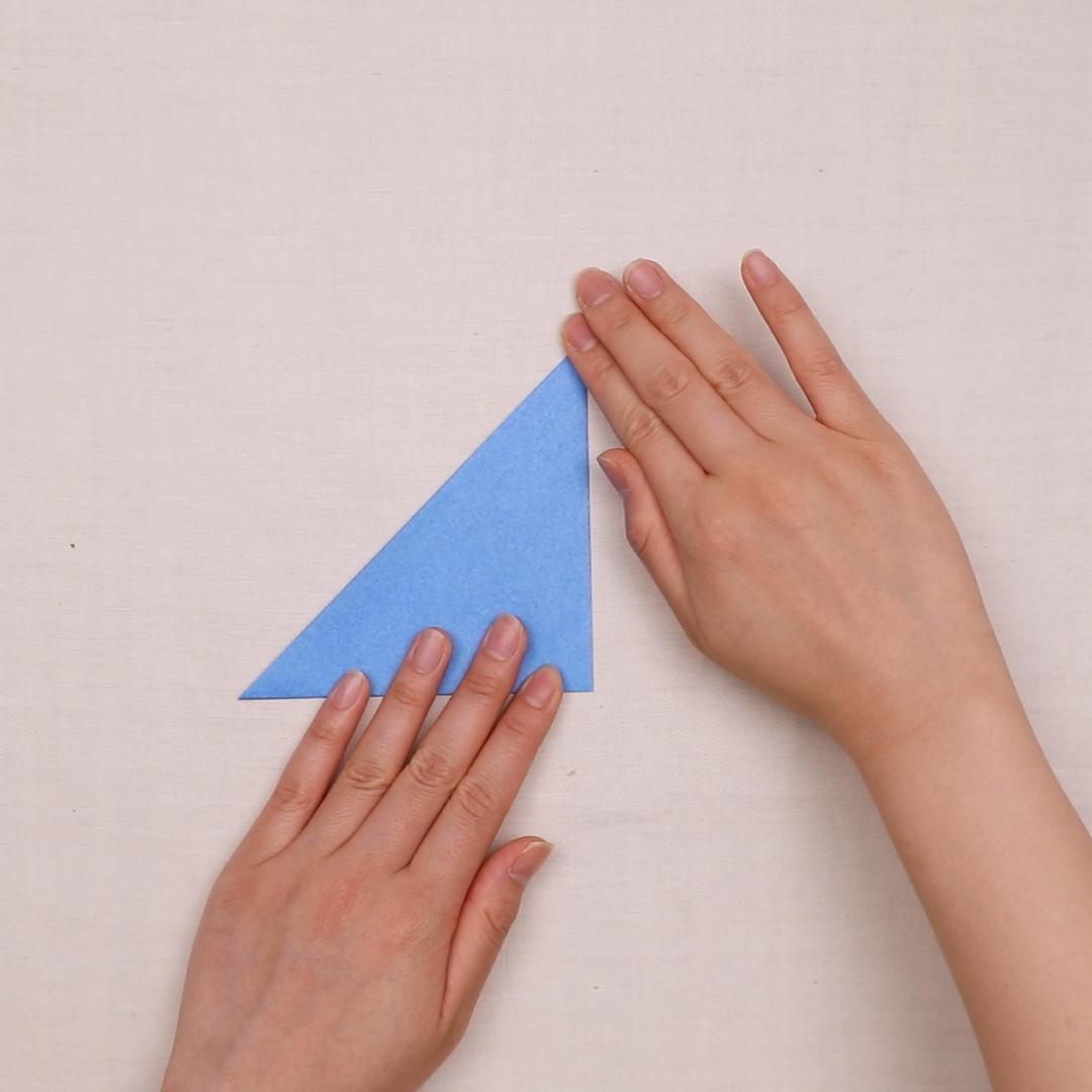 簡単 ペンギン 折り紙