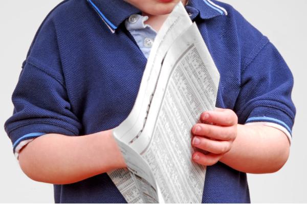 4歳児向けの新聞紙遊び。導入方法やねらい.jpg