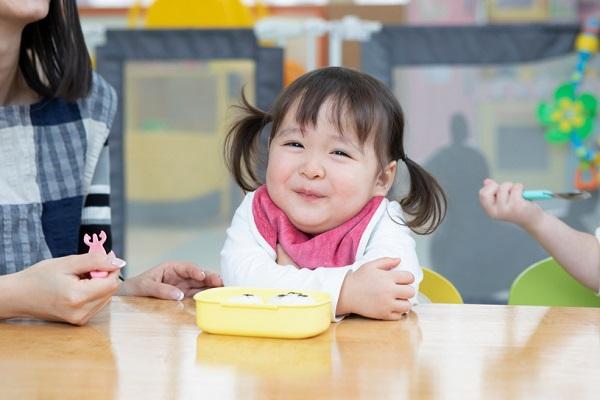 笑顔の子ども