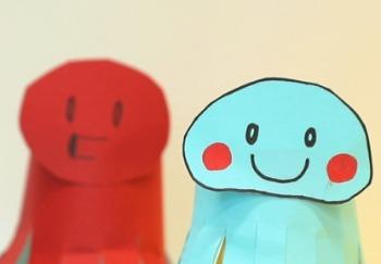 【動画】簡単で可愛い、紙コップでくらげを作ってみよう