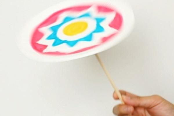 【動画】大道芸人になった気分を味わおう!紙皿まわし