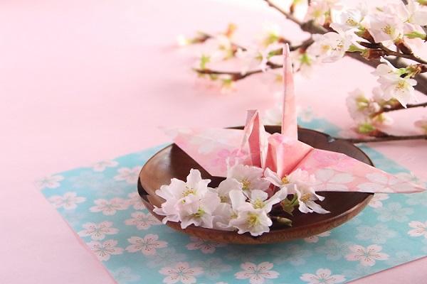保育園や幼稚園でできる桜の製作。花びらや立体、壁面など乳児・幼児別のアイデア
