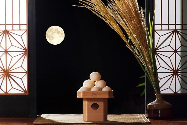 お月見 由来の画像