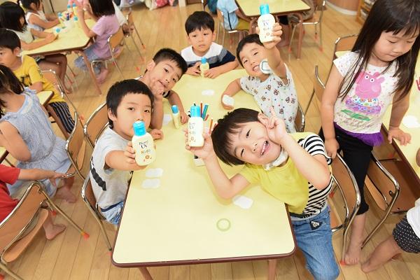 [PR]みんなで楽しく紫外線対策!保育園でのUVケア実践に役立つヒント♪