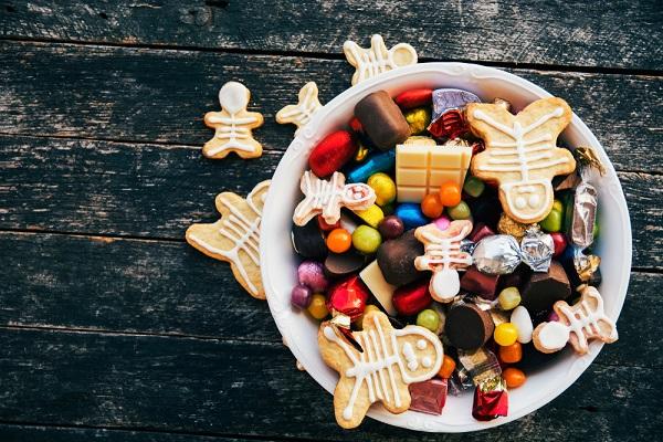 ハロウィン 菓子