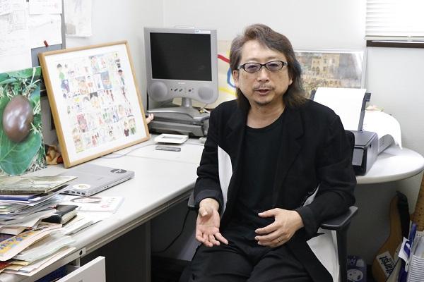 大豆生田先生の写真