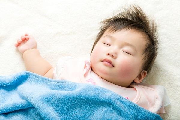 乳児院の子どもの写真