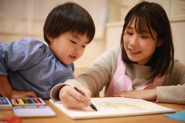 子どもと保育アルバイト
