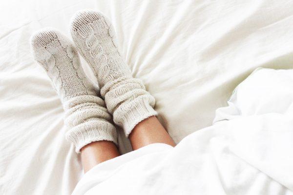 冬の足元防寒対策