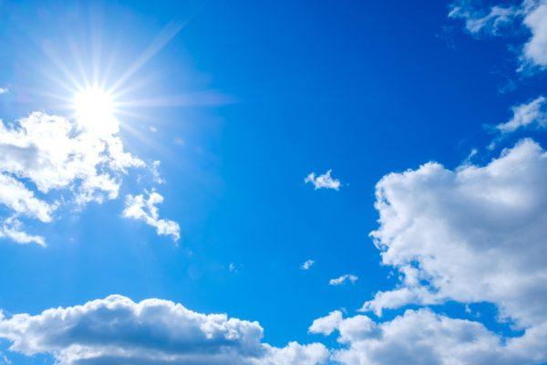 天気の写真