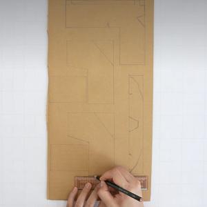 設計図を描く工程