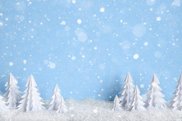 保育園で楽しむ冬の折り紙11選!雪だるまやサンタさんなどの折り方アイデア