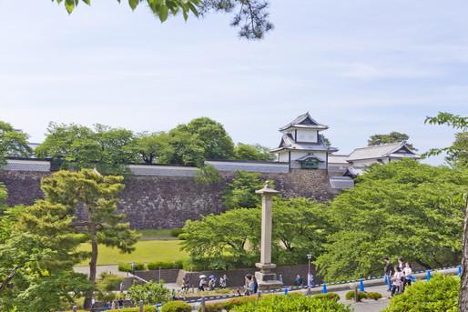 石川県の城