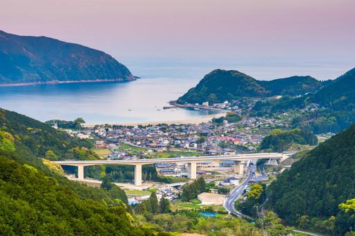 三重県の街