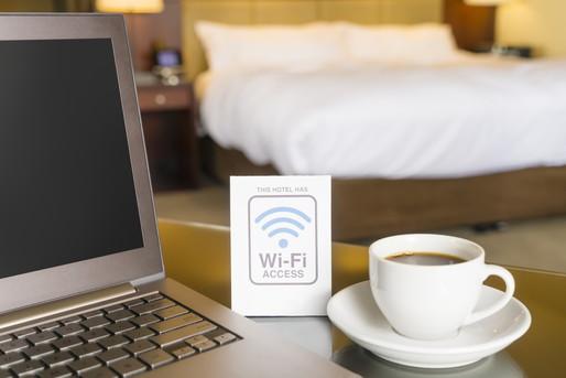 無料Wi-Fiがある客室