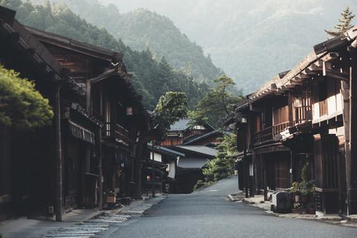 伝統的な日本旅館