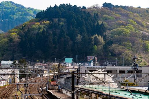 浅虫温泉駅