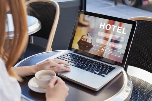 ホテルのホームページから予約