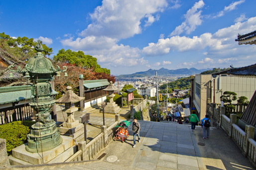 琴平町の景観