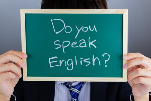 英語で話せますか